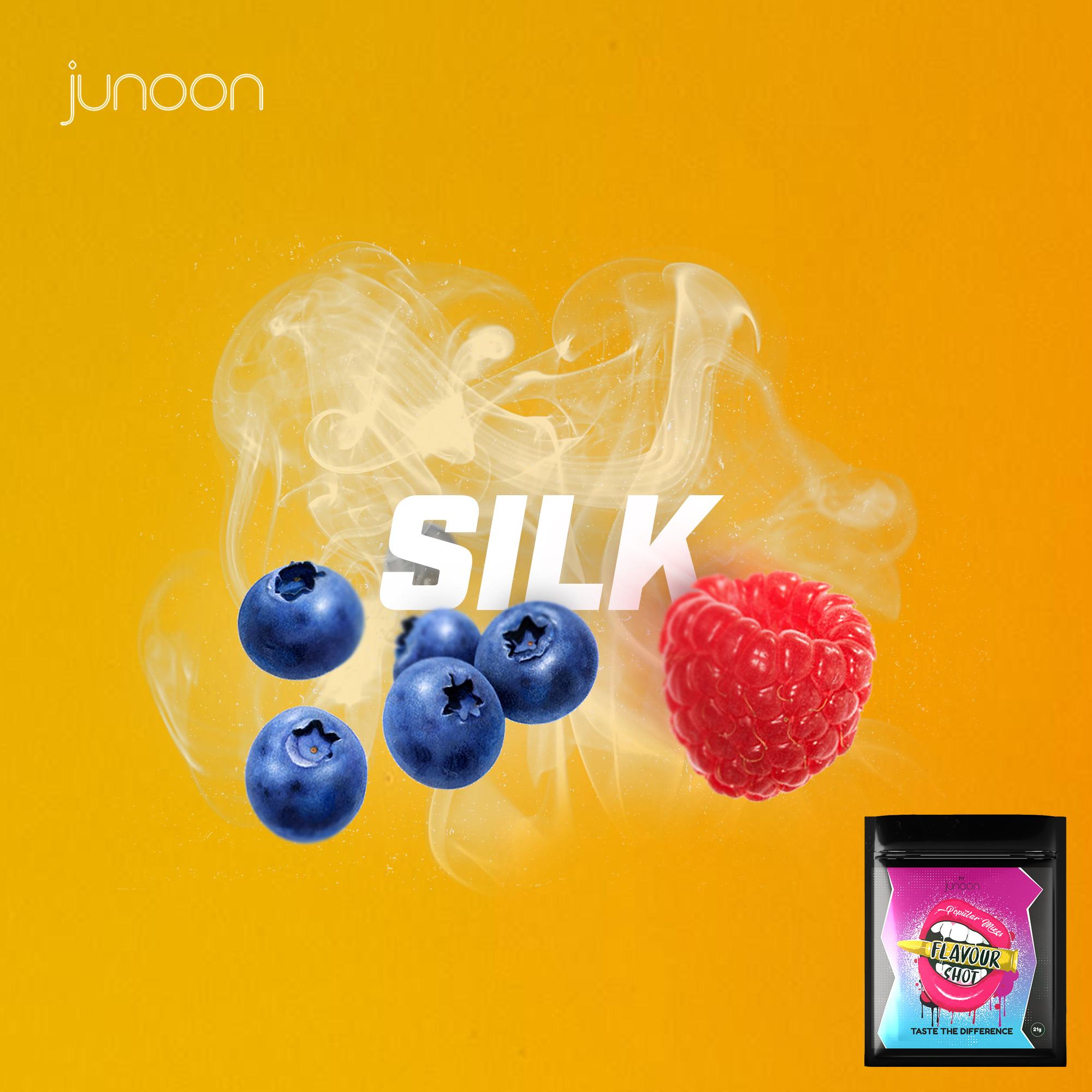 Silk (Blueberry, Raspberry & Freshmist)
